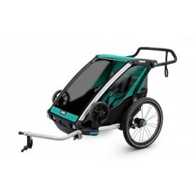 chariot thule enfant vélo