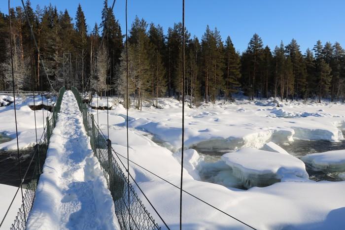 Randonnée Laponie