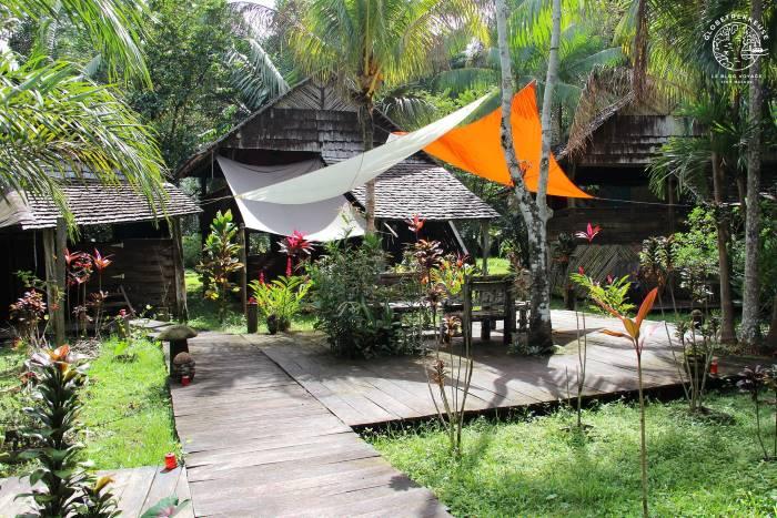 Hotel Wapa Lodge en Guynae idéal pour les familles