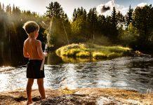 Laponie Suédoise en famille