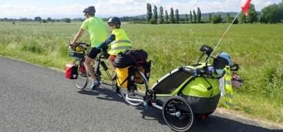 Vacances à vélo en famille dans le Tarn : 4 jours au soleil