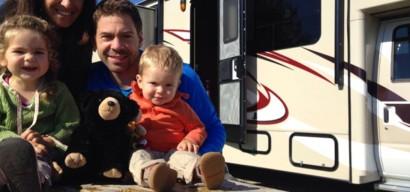10 raisons de voyager en camping-car avec des enfants