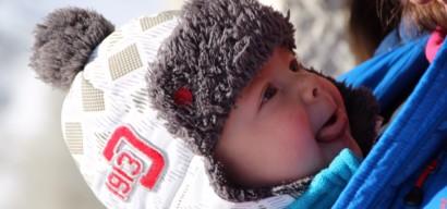 Comment bien habiller son bébé lorsqu'il fait froid