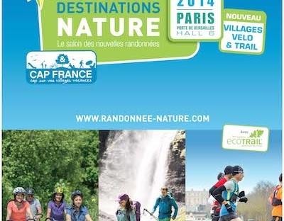 Les Petits Baroudeurs au salon Destinations Nature 2014 de Paris