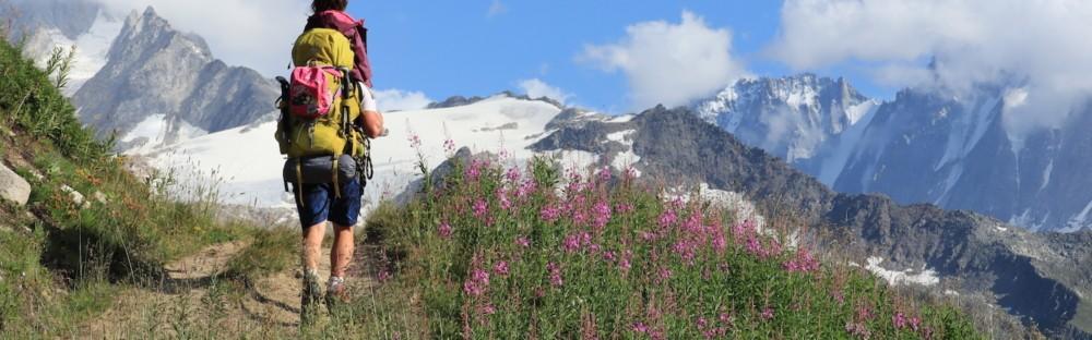 Bivouac en famille dans la vallée de Chamonix