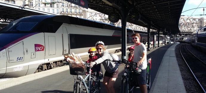 De Constance à Strasbourg, le Rhin à vélo en famille