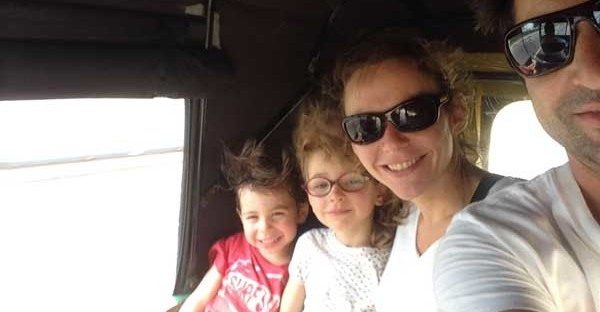 Interview de Caroline, maman voyageuse du blog Voyage Family