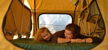 Interview de la famille Petits Bouts du Monde, partie pour un Tour du monde en Land Rover