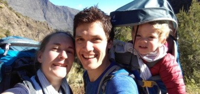 Trois jours en itinérance avec un bébé dans le cirque de Mafate à La Réunion
