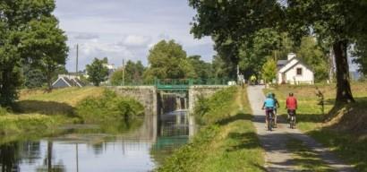 La Bretagne en vélo et en famille sur la Vélodyssée de Morlaix à Nantes