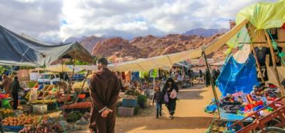 Partir en voyage famille au Maroc dans la région d'Agadir