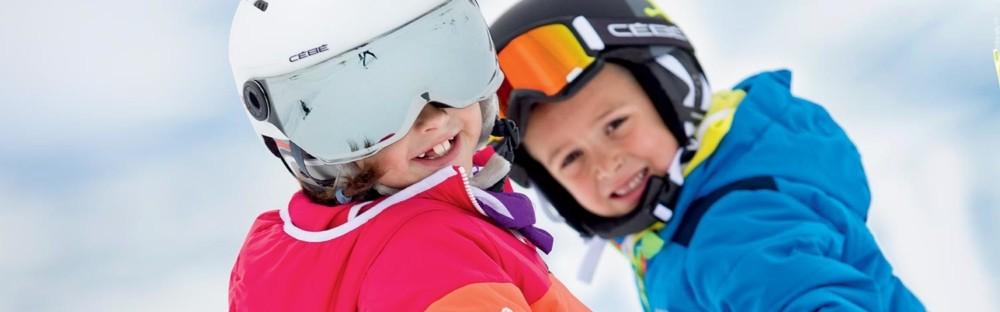 Comment bien choisir le casque de ski de son enfant ?