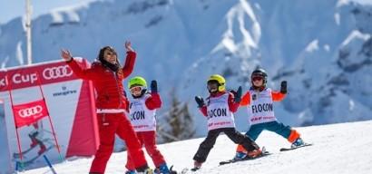 Quelle école de ski choisir pour mon enfant ?