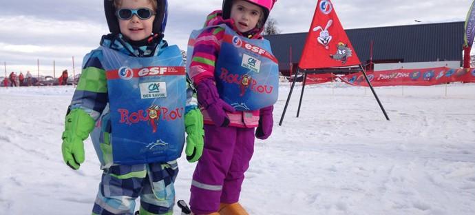 Les cours de ski pour les enfants : comment ça marche ?