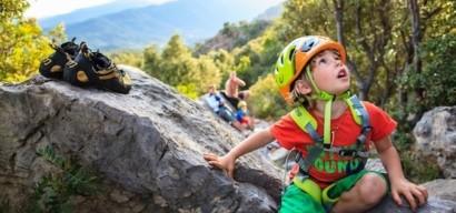 Escalade : à quel âge un enfant peut-il débuter ?
