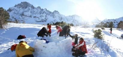 Notre sélection de petites stations de ski familiales, ambiance nature et sapins