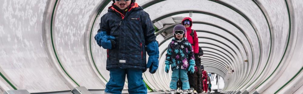 Station ski enfant :  Choisir une station adaptée à l'accueil des enfants ?