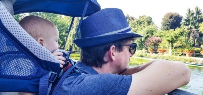 Kid Comfort Active de Deuter : test grandeur nature du porte bébé de randonnée