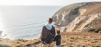 Van-surf-trip famille en Bretagne