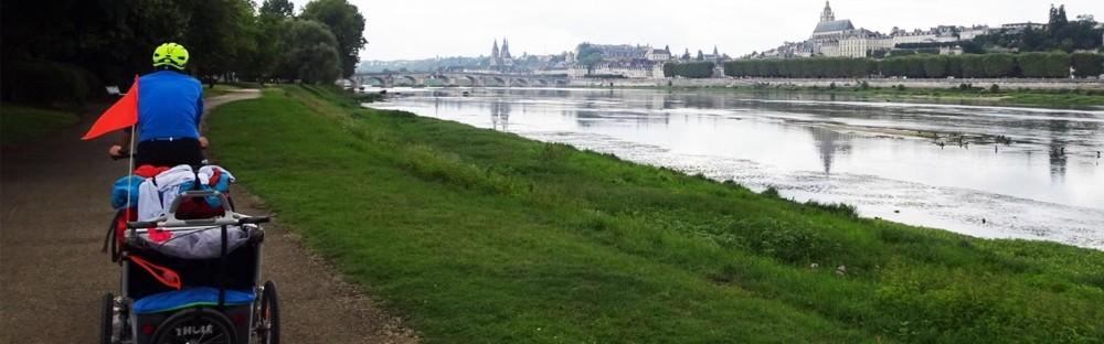 La Loire à vélo : premier voyage itinérant en famille