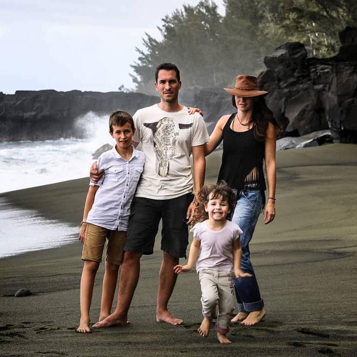 Famille Christin-Jenkins