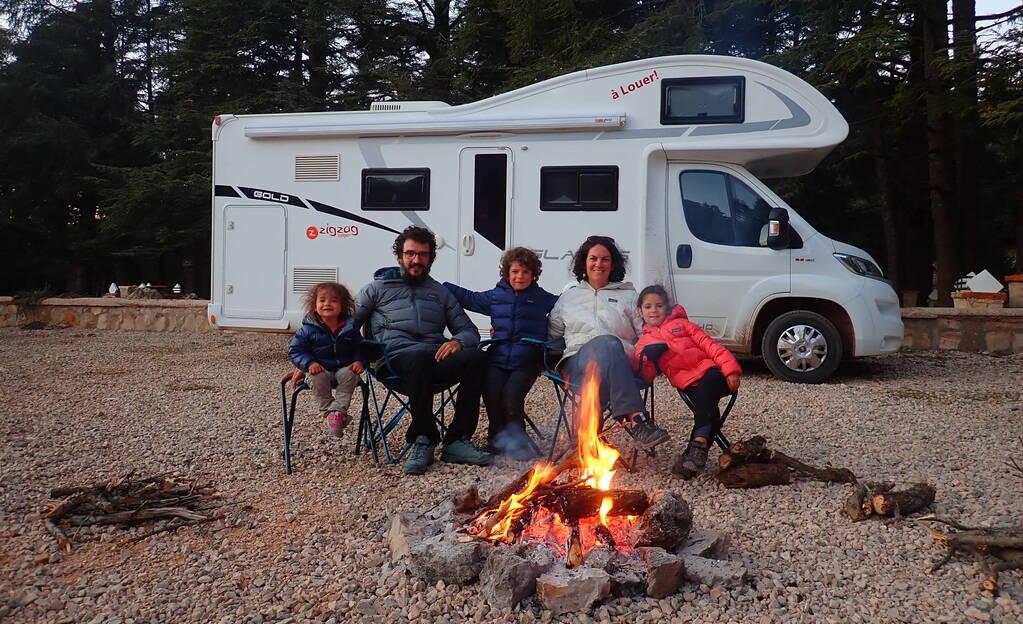 Nos aventuriers, Maroc en famille