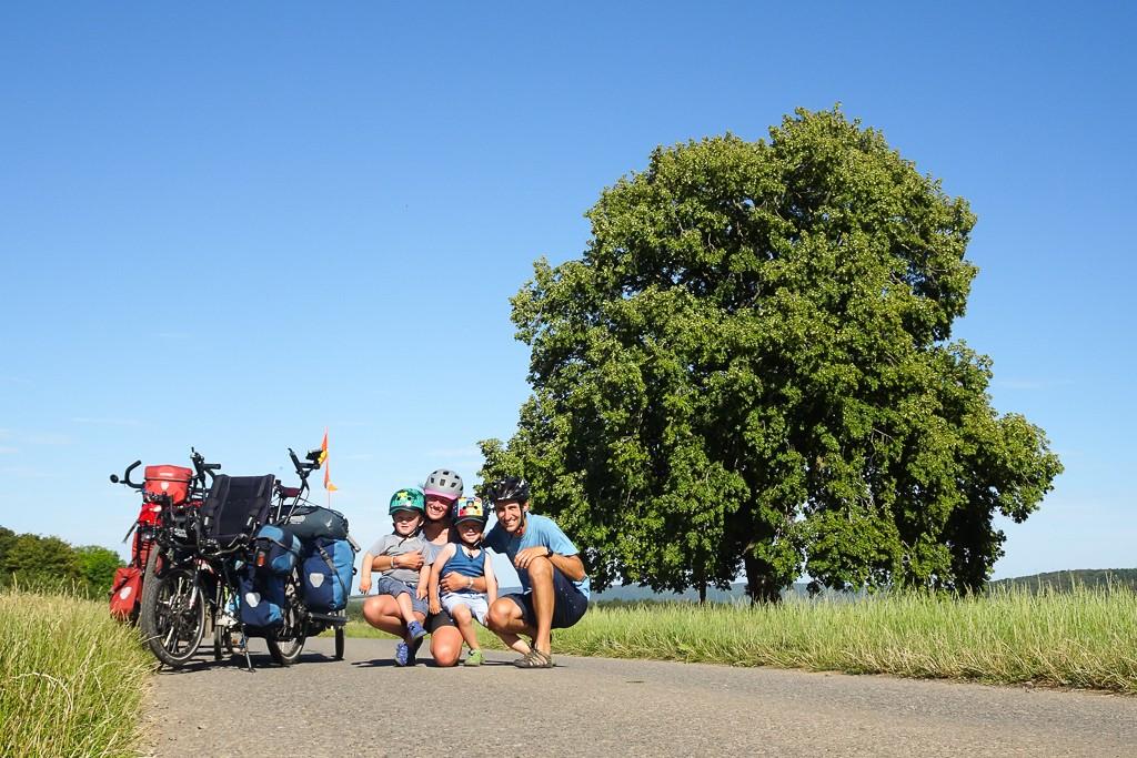 La Belgique à vélo en famille