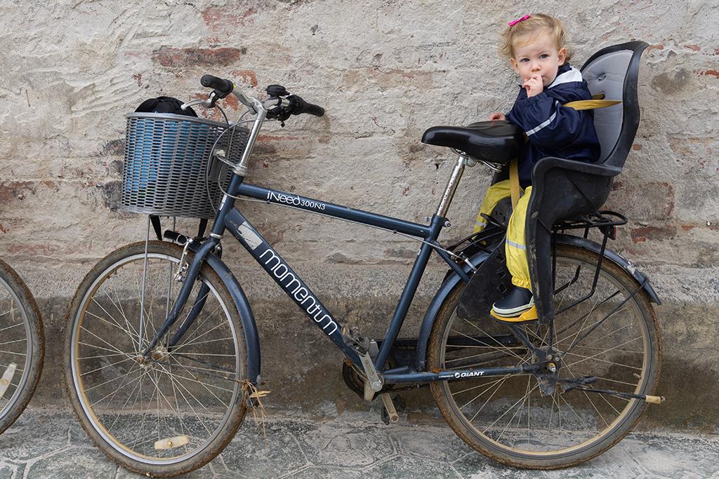 Balades à vélo le long des cours d'eau