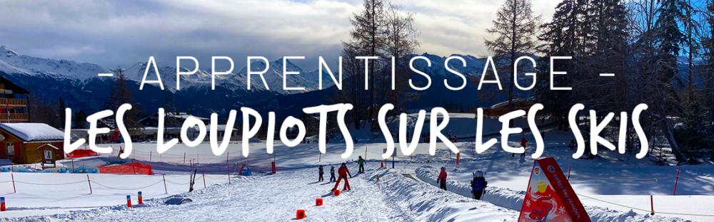 Les bases pour apprendre à skier à un enfant