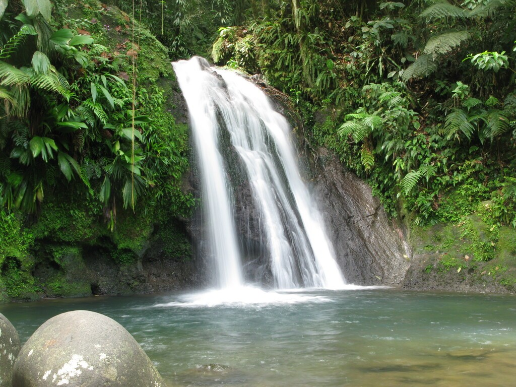Cascades Guadeloupe
