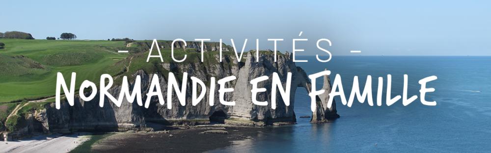 Activités nature à faire en famille en Normandie, autour de Dieppe