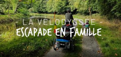 La Vélodyssée en famille, à travers la Bretagne et le long de l'Atlantique