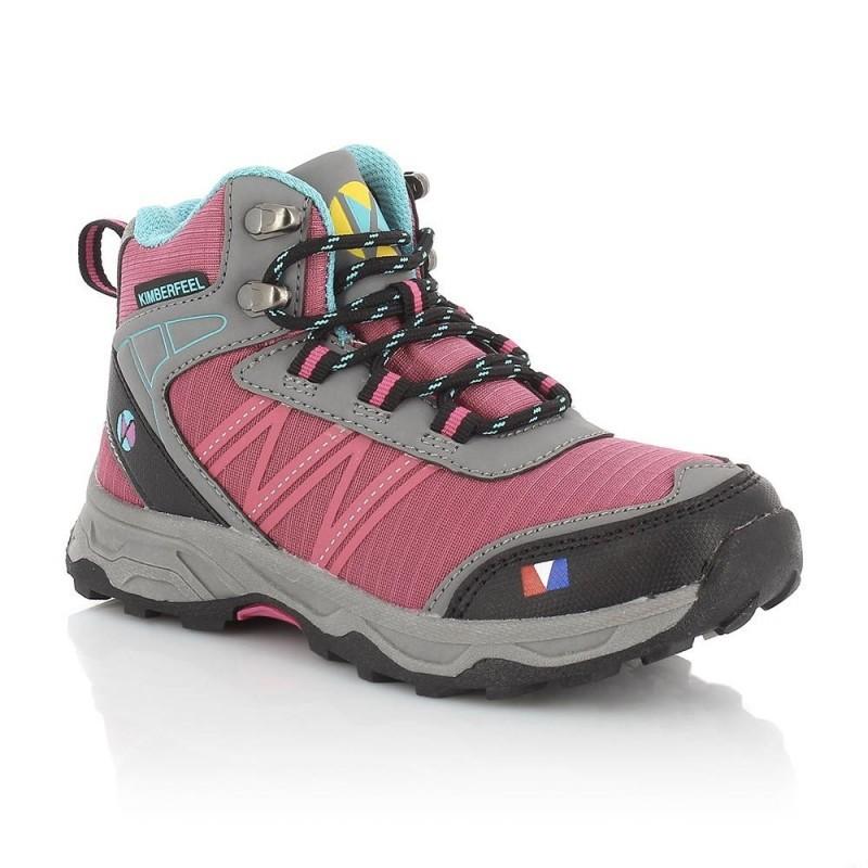 chaussures de randonnée enfant kimberfeel