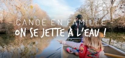 Conseils pour une aventure en canoë avec des enfants