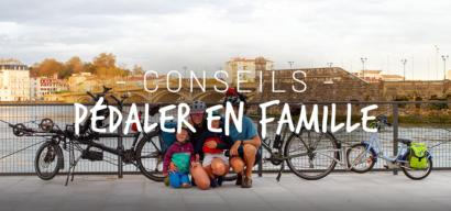 Nos conseils pour préparer un voyage à vélo en famille