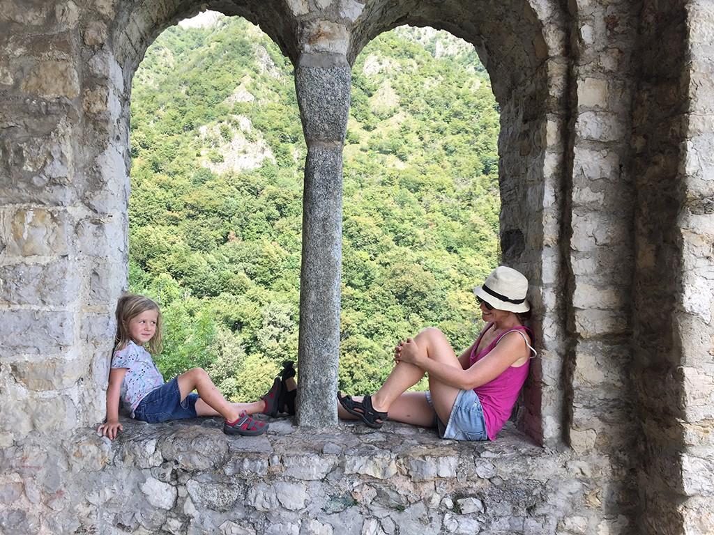 randonner en italie du nord en famille
