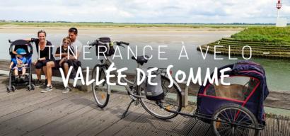 La Véloroute Vallée de Somme en famille