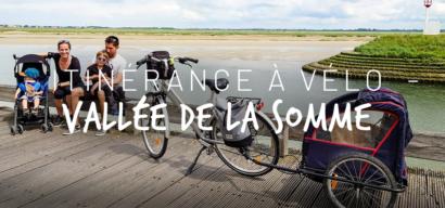 La véloroute de la Vallée de la Somme en famille