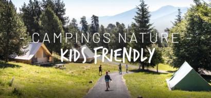 Notre sélection de campings nature à tester en famille