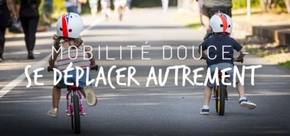 Se déplacer autrement : travail ou école, choisissez la mobilité douce !
