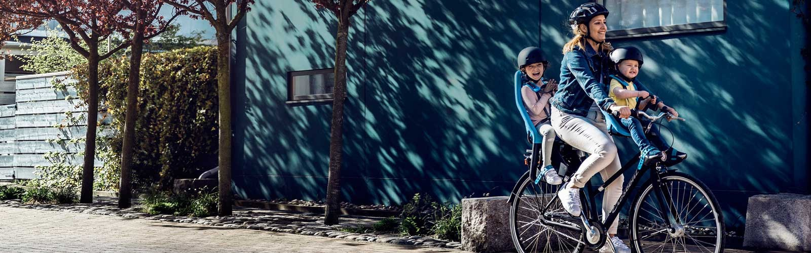 Siège vélo enfant