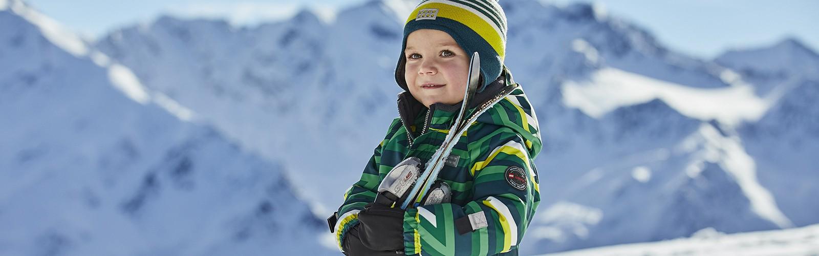 Pour skier (2-10 ans)