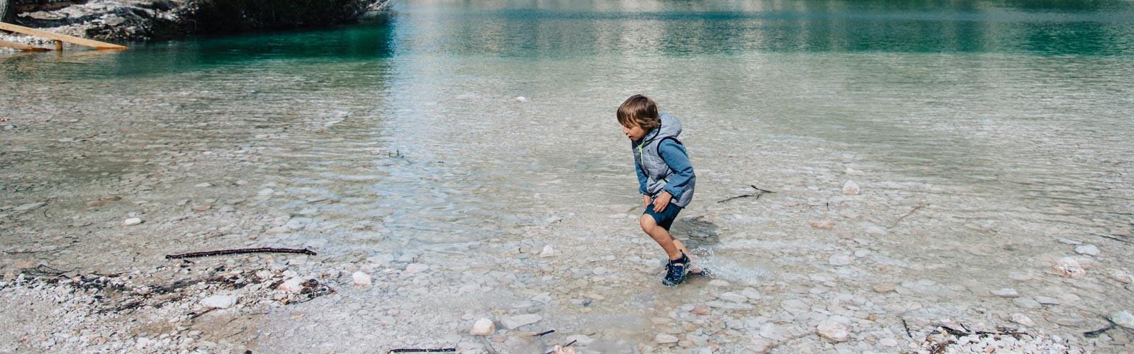 Sandales d'eau et de randonnée