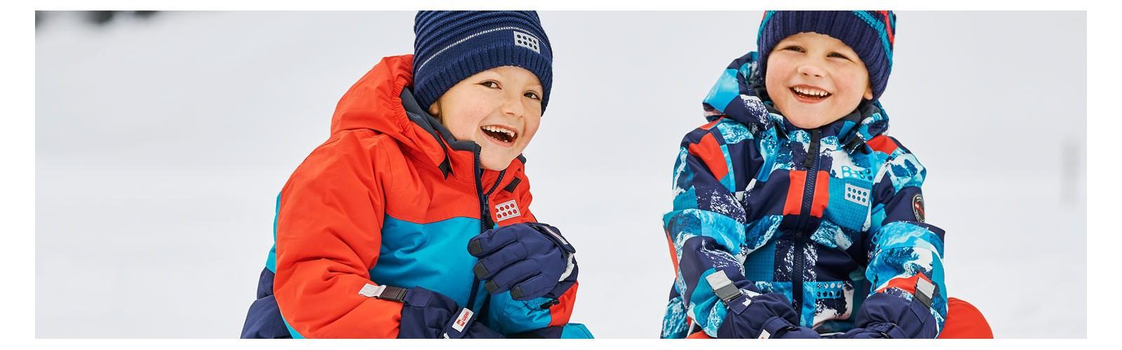 Vestes et pantalons ski