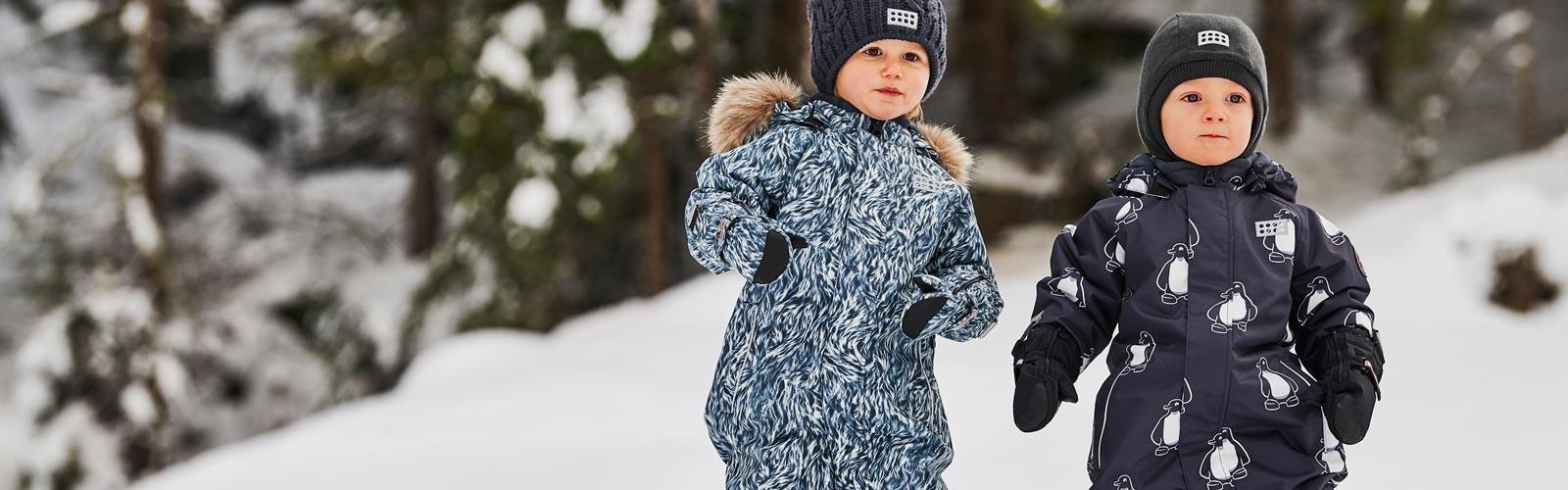 Sous-vêtement thermique enfant
