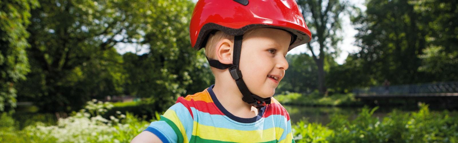 Casque vélo enfant