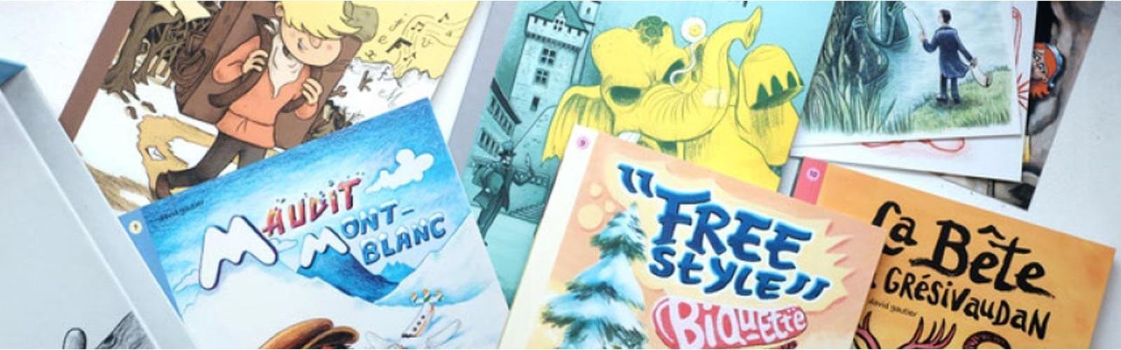 Histoires et contes nature pour les enfants