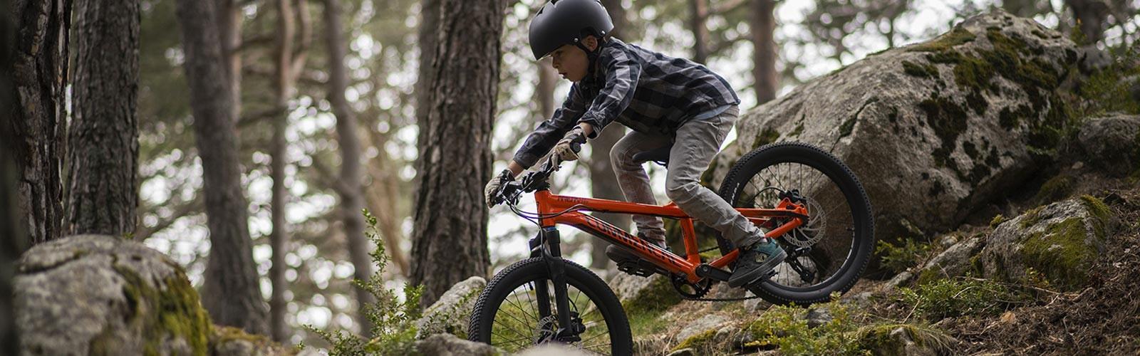 Vélo et VTT enfant